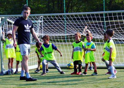 Bambini Training mit Peter Göth / Nino Eifler